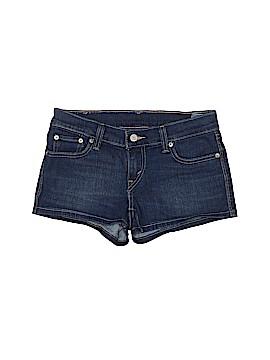 Levi's Denim Shorts 25 Waist