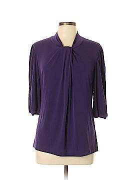 Worthington 3/4 Sleeve Blouse Size L