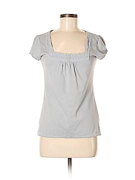 Esprit Short Sleeve Henley Size M