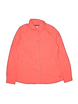 REI Long Sleeve Button-Down Shirt Size 14 - 16