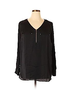 Apt. 9 Long Sleeve Blouse Size 1X (Plus)