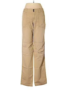 Ann Taylor LOFT Khakis Size 8 (Tall)