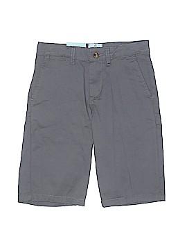 Class Club by Dillard's Khaki Shorts Size 12