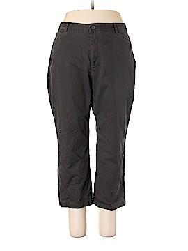 Eddie Bauer Khakis Size 18 (Plus)
