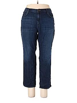 Eddie Bauer Jeans Size 18 (Plus)