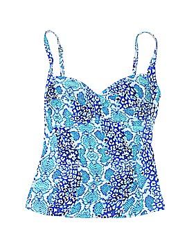 La Blanca Swimsuit Top Size 10