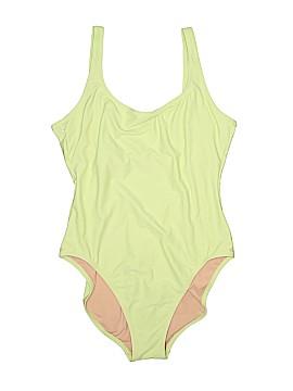 J. Crew Factory Store One Piece Swimsuit Size L