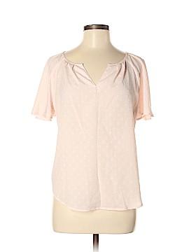 Apt. 9 Short Sleeve Blouse Size M (Petite)