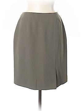 Amanda Smith Casual Skirt Size 8 (Petite)