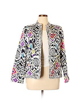 Silk Land Blazer Size XL