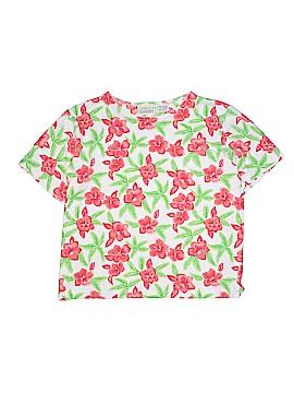 Basic Editions Short Sleeve Blouse Size XL