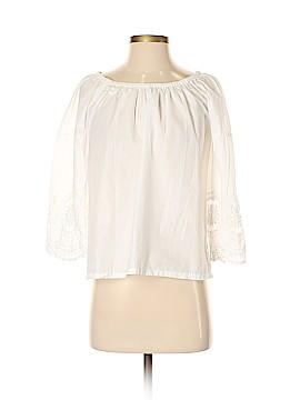 Ann Taylor LOFT 3/4 Sleeve Blouse Size XS (Petite)
