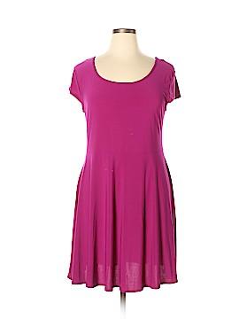 Pinceau Casual Dress Size 2X (Plus)