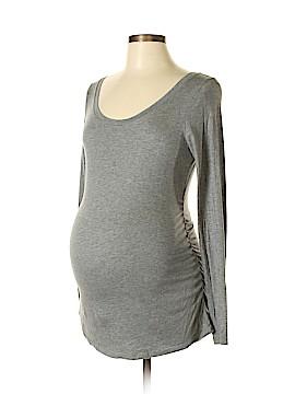 Liz Lange Maternity for Target Long Sleeve T-Shirt Size M (Maternity)