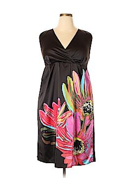Axcess Casual Dress Size 18W (Plus)