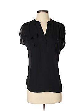 INC International Concepts Short Sleeve Blouse Size S