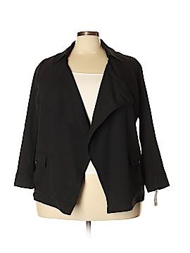 NY Collection Blazer Size 1X (Plus)