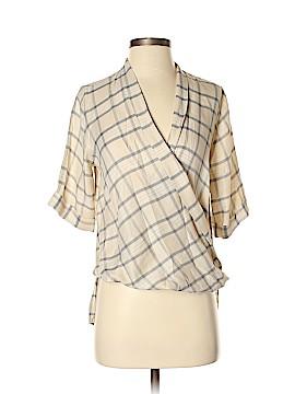 Miss Selfridge 3/4 Sleeve Blouse Size 0