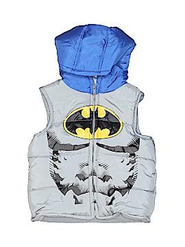 Batman Vest Size 3T