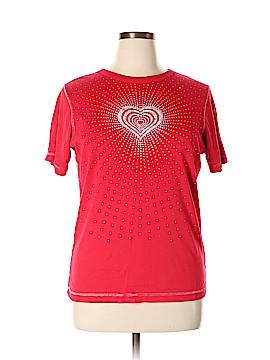 Fashion Bug Short Sleeve T-Shirt Size 14 - 16
