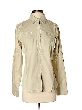 Cutter & Buck Long Sleeve Button-Down Shirt Size S