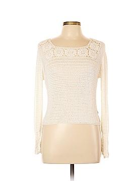 BCBGMAXAZRIA Long Sleeve Top Size XL