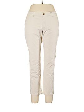 Gap Outlet Khakis Size 14