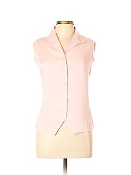 Karen Scott Sleeveless Blouse Size L