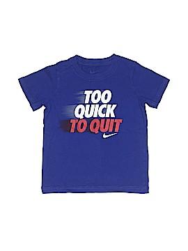 Nike Short Sleeve T-Shirt Size 7