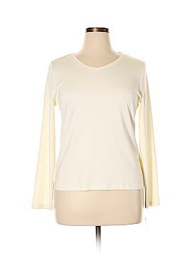 Talbots Long Sleeve T-Shirt Size XL (Petite)