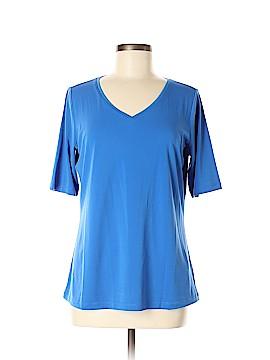 Susan Graver Short Sleeve T-Shirt Size M