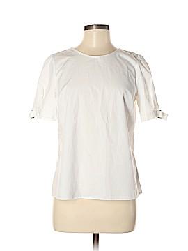 Worthington Short Sleeve Blouse Size M (Petite)