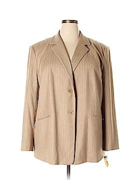 Talbots Wool Coat Size 20W (Plus)