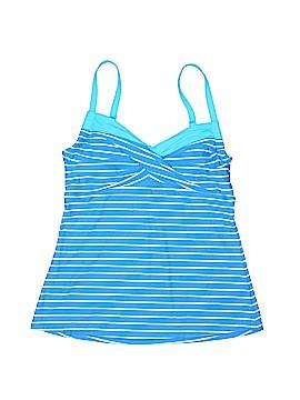 Beach House Swimsuit Top Size 10