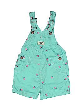 OshKosh B'gosh Overall Shorts Size 3T