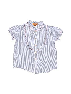 Kule by Nikki Kule Short Sleeve Blouse Size 3