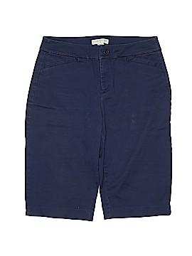 Coldwater Creek Khaki Shorts Size 6