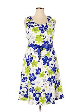 Sag Harbor Casual Dress Size 18 (Plus)