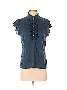 Apt. 9 Short Sleeve Button-Down Shirt Size S (Petite)