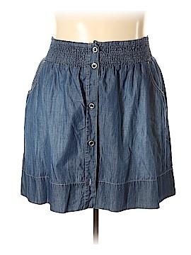Lane Bryant Denim Skirt Size 22 (Plus)