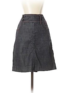 Bica Cheia Denim Skirt Size 4