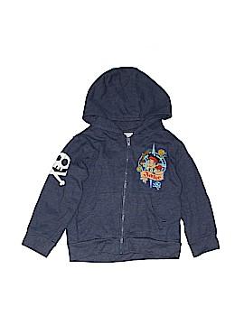 Disney Zip Up Hoodie Size 4