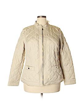 Charter Club Jacket Size 1X (Plus)