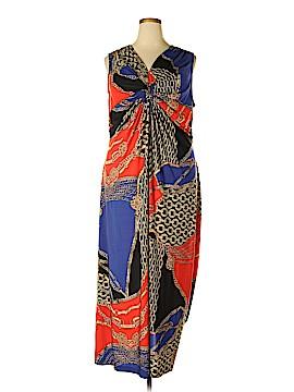 ELOQUII Casual Dress Size 24W Plus (Plus)
