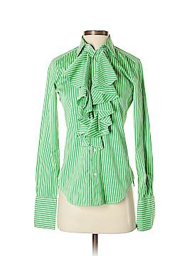 Ralph Lauren Long Sleeve Button-Down Shirt Size 2