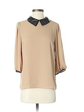 Soprano 3/4 Sleeve Blouse Size S