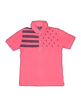 Mayoral Short Sleeve Polo Size 16
