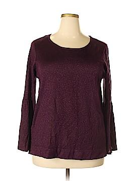 Calvin Klein Pullover Sweater Size 1X (Plus)