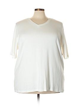 Cj Banks Short Sleeve T-Shirt Size 3X (Plus)