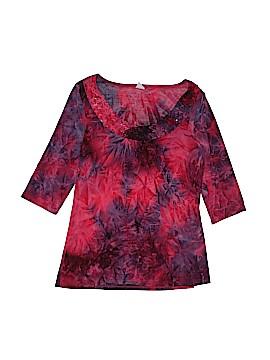 Bobbie Brooks 3/4 Sleeve Blouse Size M
